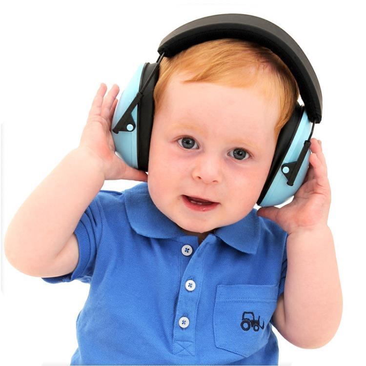 嬰兒隔音耳罩兒童寶寶防護防噪音睡眠降噪耳罩耳機睡覺消音潮男街
