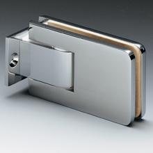 【麗室衛浴】德國DORMA 隔間用油壓式拉門鉸鍊 玻對牆90度  BF-110