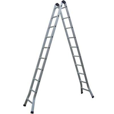 祥江鋁梯-擴孔式二關節梯20.5尺