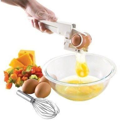 EZ Cracker手動打蛋器切蛋器打蛋殼器現貨預購