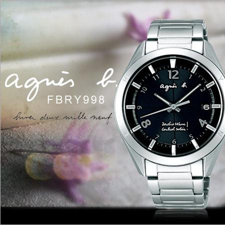 agnes b.法國簡約時尚錶FBRY998 agnes b.現排單熱賣中