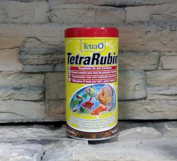 【西高地水族坊】德國Tetra 熱帶魚增艷飼料(彩虹增艷薄片)250ml