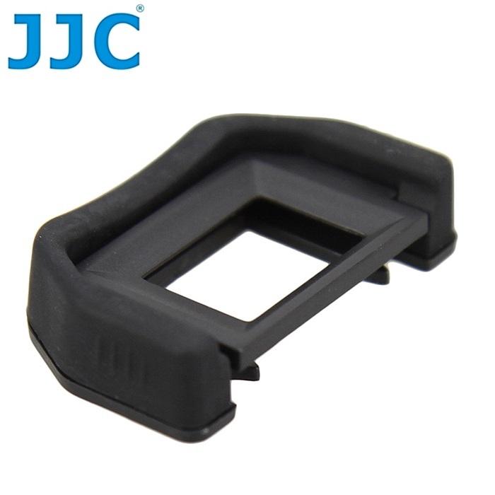 我愛買JJC佳能Canon眼罩EF眼杯100D 700D 650D 600D 550D 500D 450D 400D 1200D 1100D 1000D觀景窗眼罩Eyepiece Eyecup