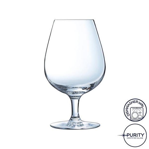 法國Luminarc樂美雅 里爵安伯 玻璃杯 水杯 飲料杯 果汁杯 高腳杯(6入組)