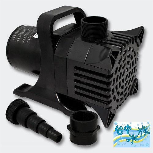 台中水族捷寶EGP-5500 20000L水陸兩用沉水馬達特價池塘泵
