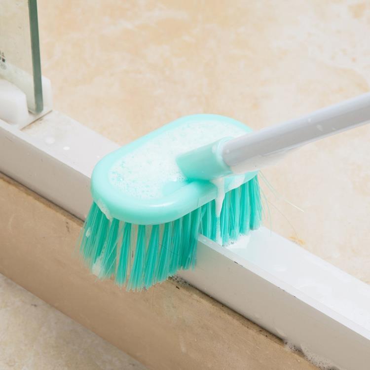 [超豐國際]浴室長柄清潔刷硬毛地板地刷衛生間刷浴缸瓷磚的刷子地板刷