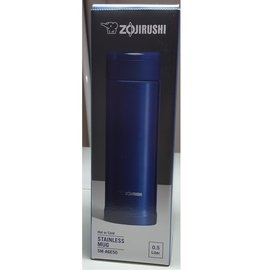 ZOJIRUSHI象印SLIT不銹鋼真空保冷保溫杯500ml SM-AGE50