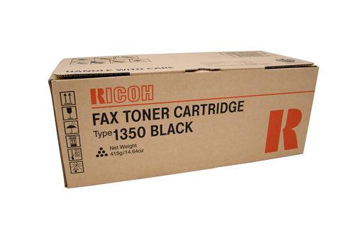 碳粉匣原廠理光RICOH TYPE 1350傳真機碳粉匣2310L 3310L 4410L