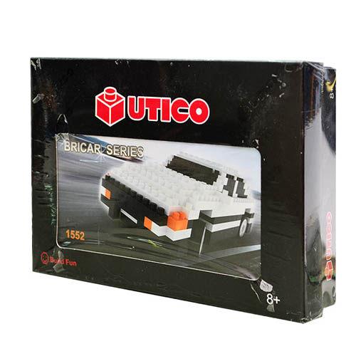 UTICO BRICAR積木拼裝車-AE86 1552