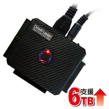 伽利略 Digifusion  旗艦版 U3I-682 SATA&IDE TO USB3.0 光速線