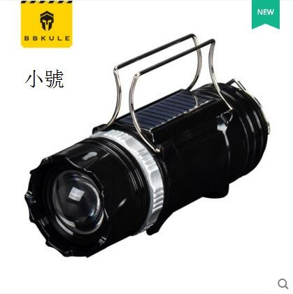 熊孩子☀露營燈led馬燈太陽能燈可充電(主圖款2)