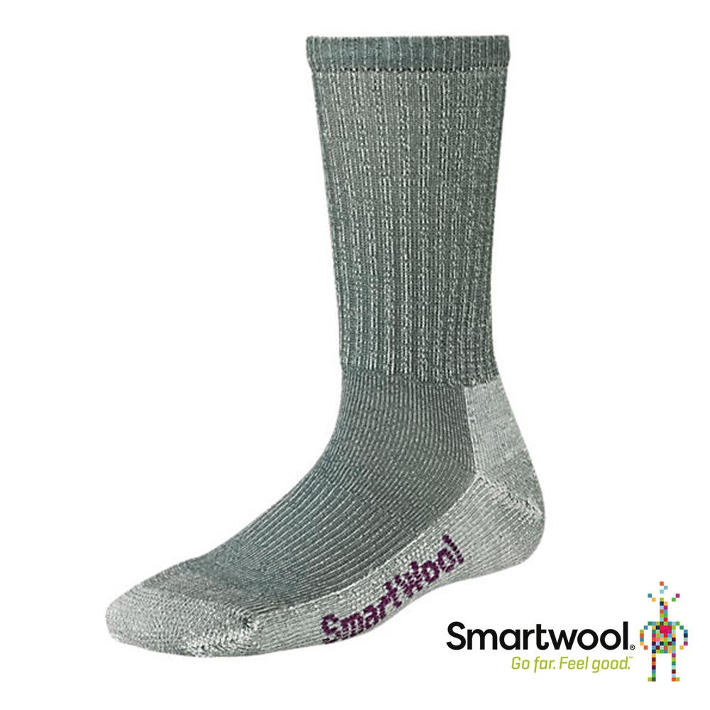 Smartwool Hike 女健行輕量避震中筒襪『淺灰色』SW0SW293 美國製|保暖襪|登山襪|運動襪