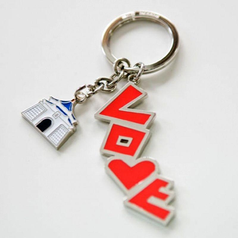 LOVE台北鑰匙圈-中正