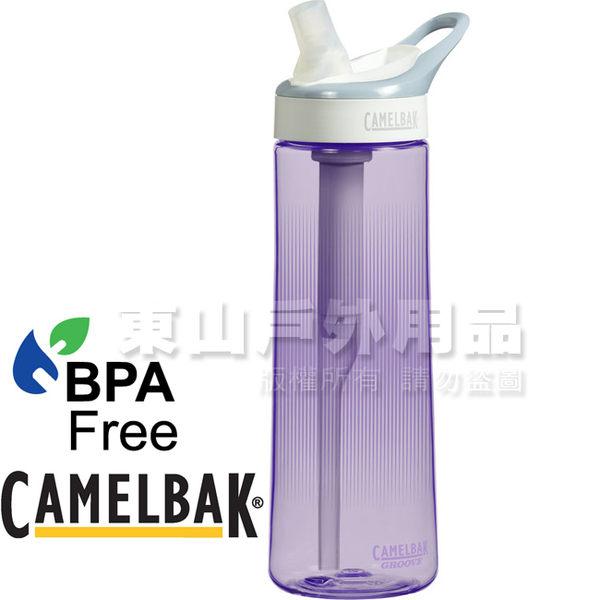 CamelBak 53365紫750ml濾心吸管水瓶另售兒童水壺斷熱杯保冷水瓶登山保溫瓶東山戶外