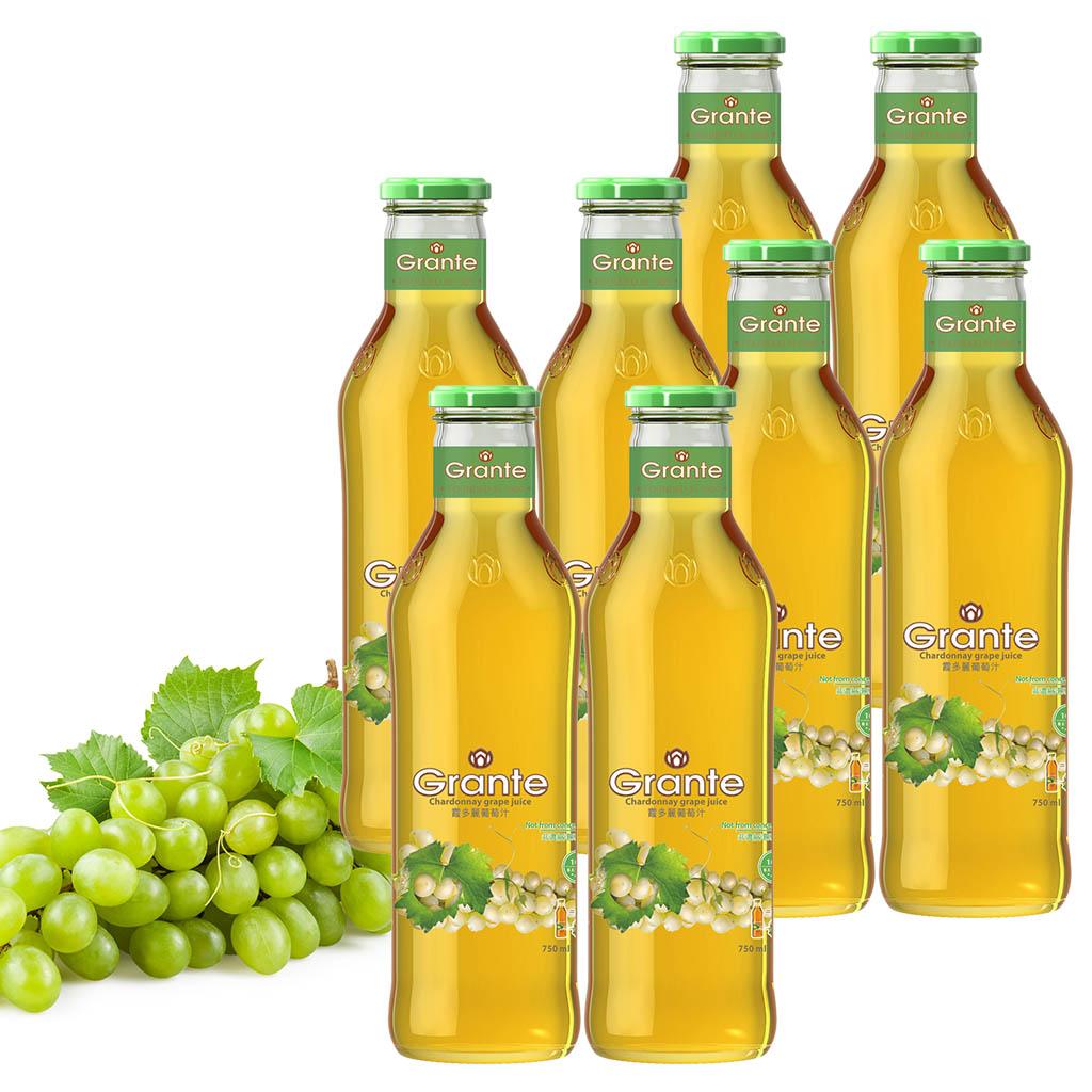 折扣組合價格朗特100天然直榨純果汁系列750ML 8入蘋果汁白葡萄汁蘋果葡萄汁免運