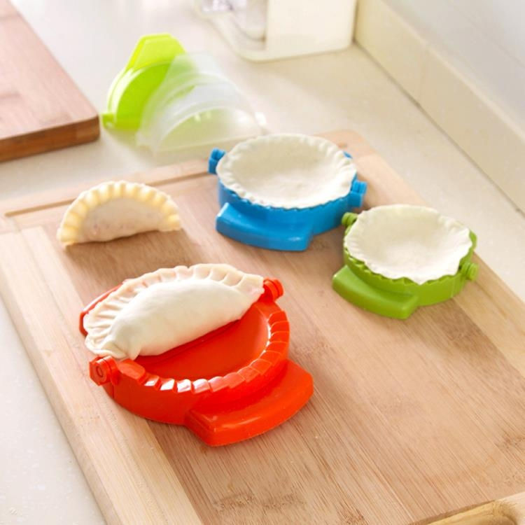 [超豐國際]廚房手工捏餃子神器餃子機 家用工具小型餃子器包水餃模
