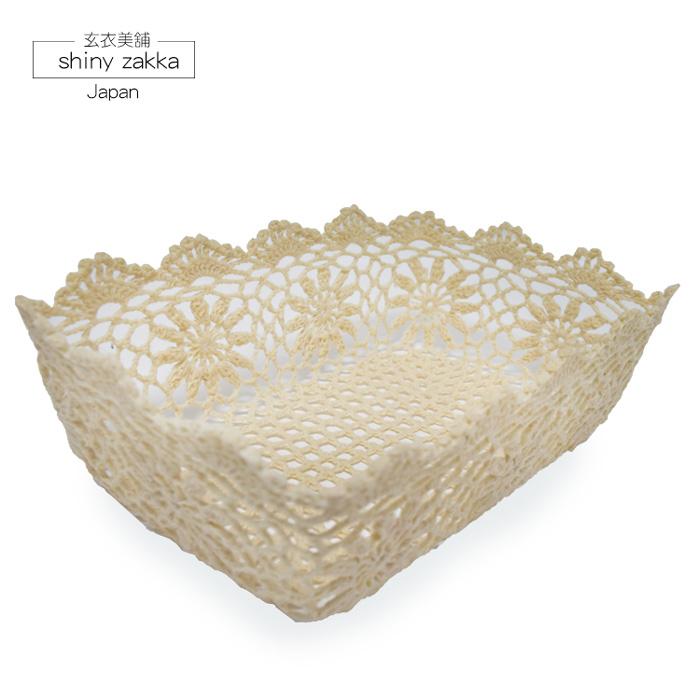 居家收納-藤編織方形收納盒置物籃-玄衣美舖