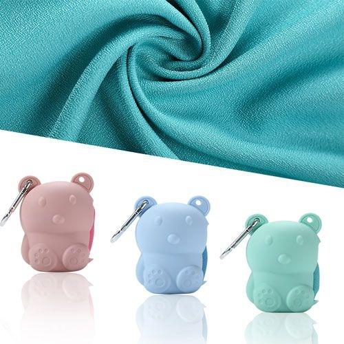 冷感纖維速乾運動毛巾 (大款30X90cm) 吸汗降溫手腕汗巾