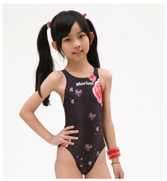 MARIUM小女競賽型泳裝MAR-3003WJ