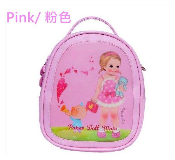 想購了超級小物超萌系可愛洋娃娃背包化妝品收納包手拿包韓國熱銷小物