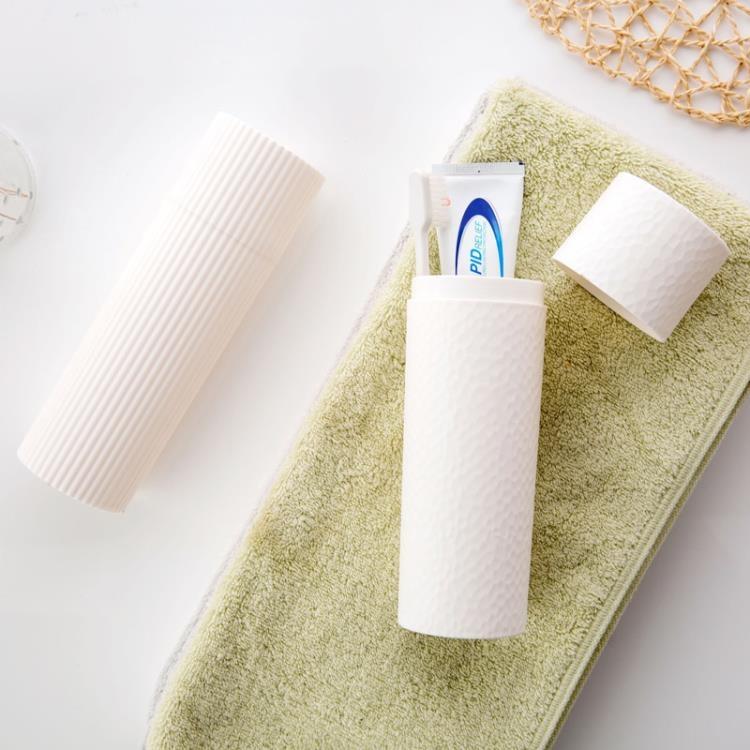 超豐國際帶蓋牙刷盒刷牙洗漱牙具盒旅行便攜式牙刷筒牙膏牙刷收納盒