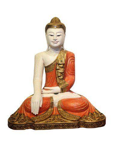 東南亞泰國風格泰式木雕擺件