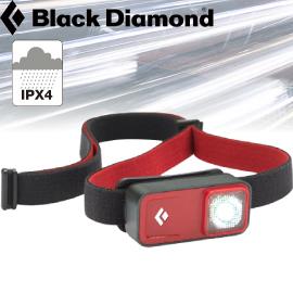 【Black Diamond 美國 Ion 觸碰式頭燈 紅】頭燈/登山/露營/防水頭燈/620615