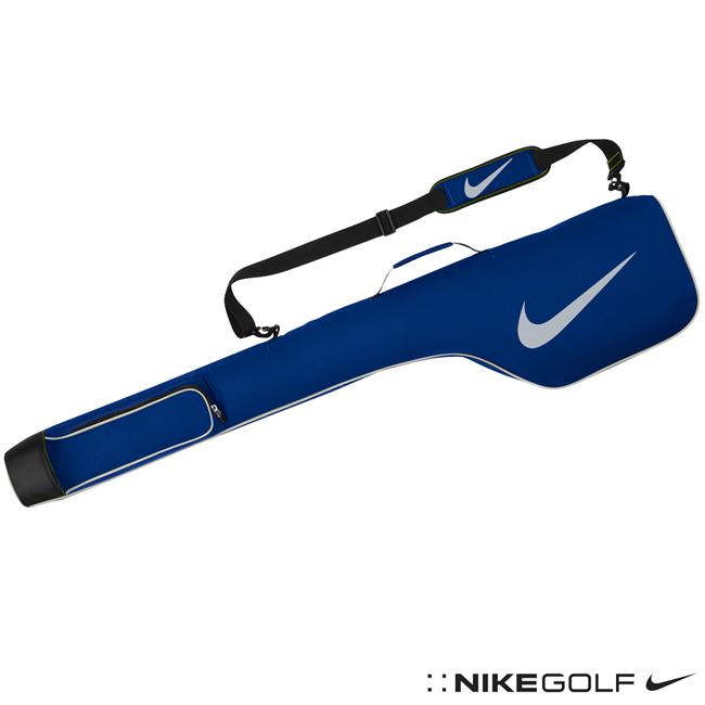 Nike Golf軟式運動休閒高爾夫練習袋寶藍GA0225-401