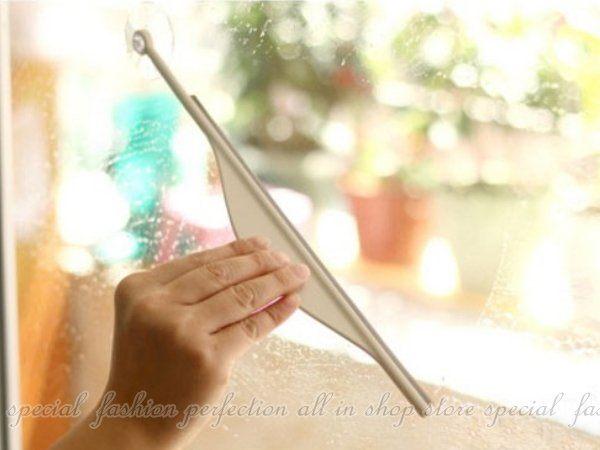 【DA345】浴室鏡子刮水器 A0156 浴室鏡除霧刮霧器 玻璃清潔 玻璃刮刀★EZGO商城★