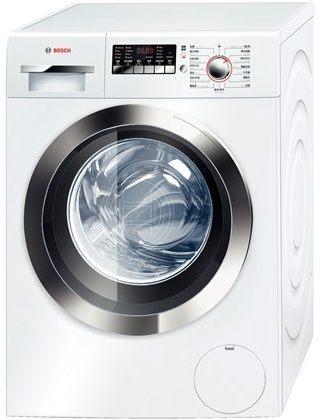 詢價再優惠德國BOSCH博世家電滾筒式洗衣機WAP24202TC歐規8KG 24期0利率