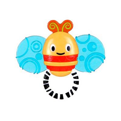【奇買親子購物網】KidsII 感官啟發小蜜蜂固齒器