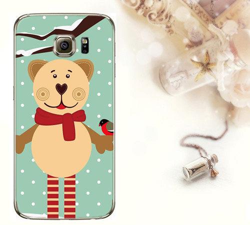 俏魔女美人館特價可愛水晶硬殼SAMSUNG Galaxy S6 Edge手機殼手機套保護套