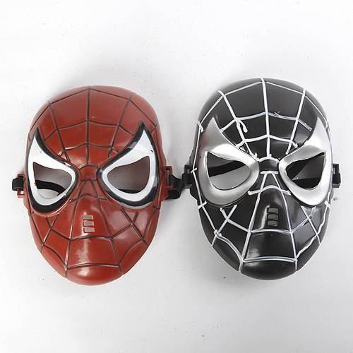 發現好貨蜘蛛人面具不發光萬聖節聖誕節造型面具表演面具