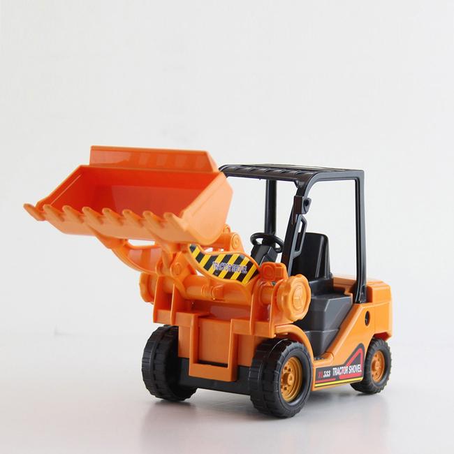 小小家工程小車車磨輪小山貓