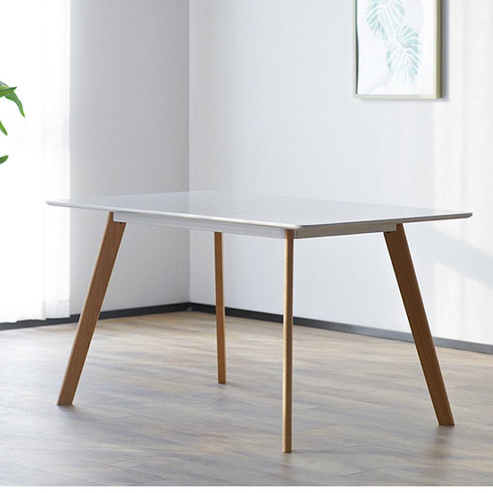 實木設計餐桌工作桌【obis】