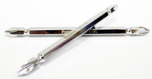 白金鋼十字起子頭 ~S2合金鋼材質 台灣製造 十字#2 110mm長 10支裝