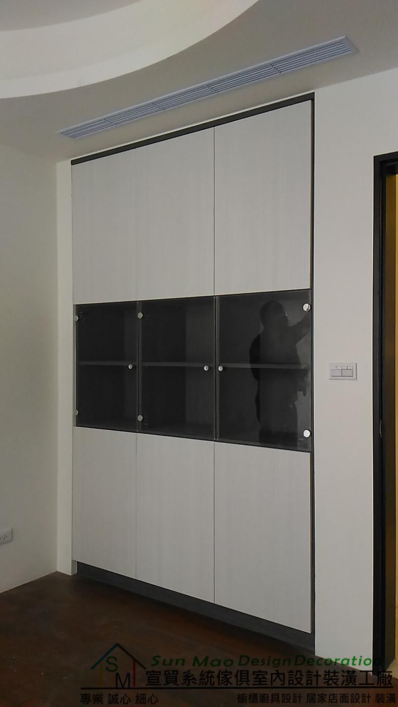 系統家具台中系統家具系統家具工廠台中室內裝潢系統櫥櫃台中系統櫃書櫃sm-0961