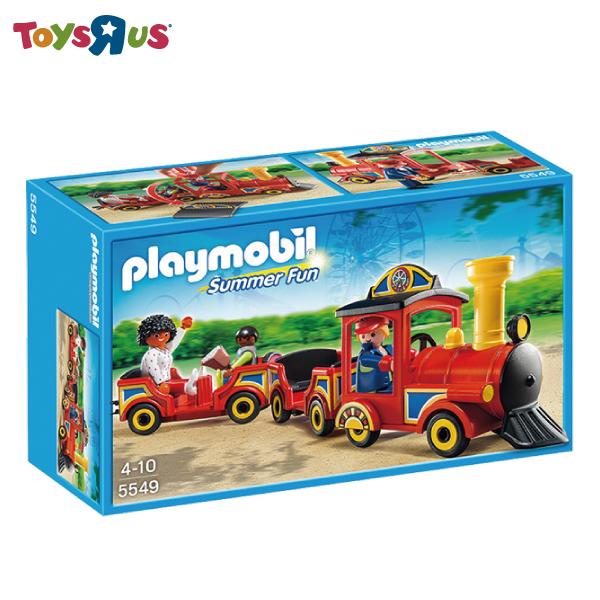 玩具反斗城PLAYMOBIL樂園-園遊火車