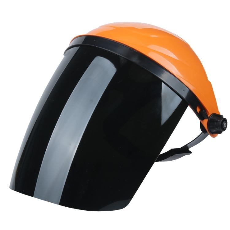 頭戴式電焊面罩防護焊工焊接焊帽氬弧焊焊工眼鏡無敵3C旗艦店