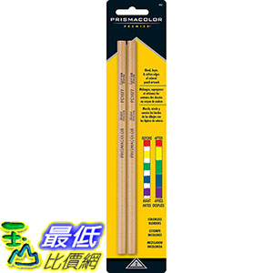[106美國直購] Prismacolor 962 混和筆 Premier Colorless Blender Pencils, 2-Count