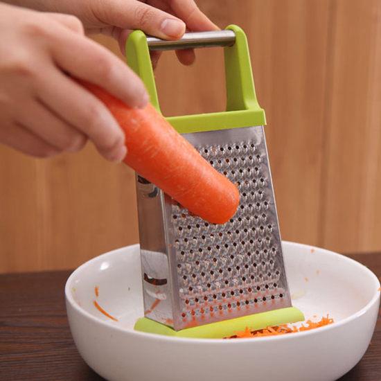 生活家精品J24-2立體四面刨磨器磨蓉磨泥切絲切片刨絲刀片涼拌料理烹飪粗細