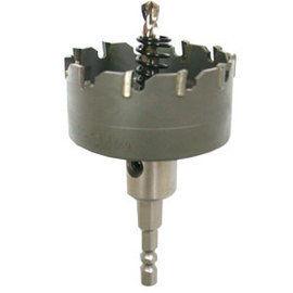 超硬鎢鋼圓穴鋸(六角軸) 15mm/ 16mm/ 17mm/ 18mm ~充電起子機攻牙機快速接桿鑽孔工具