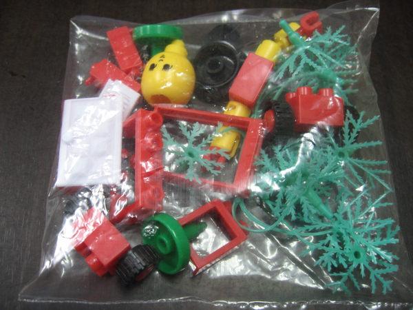 【台灣製我高OK積木】小顆粒專用 人偶配件包