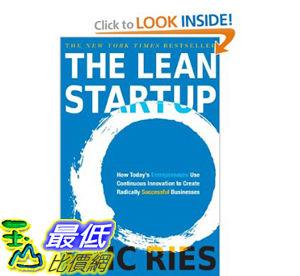 [美國直購]2012 美國秋季暢銷書排行榜The Lean Startup $1046