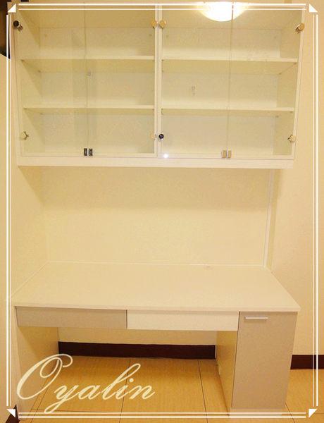 歐雅系統家具系統櫃系統書櫃全玻門收納櫃系統書桌EGGER德國防潮塑合板系統櫃工廠