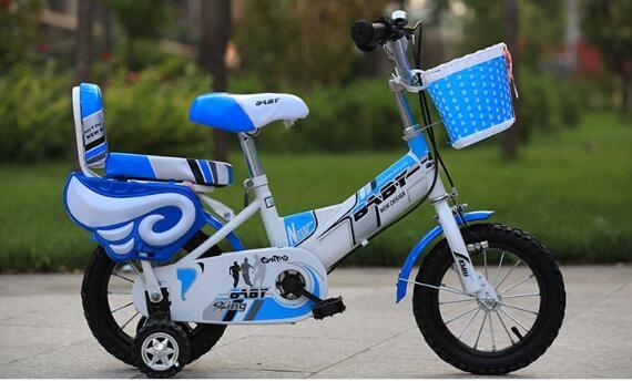 兒童自行車  14吋小孩子童車  兒童腳踏車【潮咖範兒】
