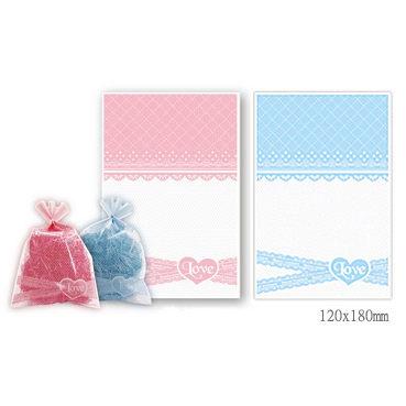 青青文具 簡單生活系列 糖果禮物袋(中) CBG-149M S