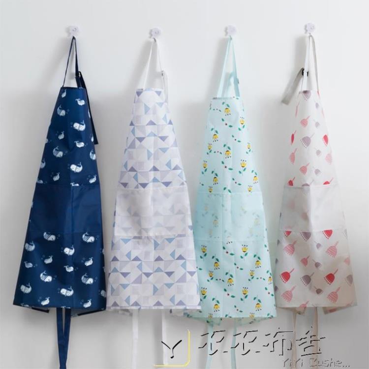 圍裙日式廚房圍裙 「衣衣布舍」