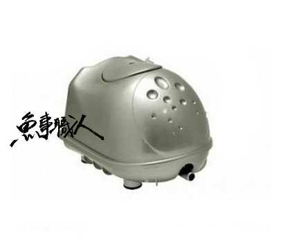 JEBO佳寶強力空氣幫浦P-55強力空氣幫浦打氣機靜音大型缸用附1對8分氣排魚事職人