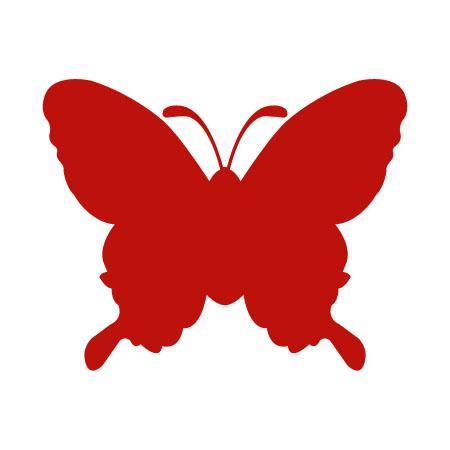 漆寶蝴蝶通用噴漆平光硃紅1公升裝